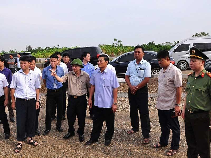 Giang hồ Hải Phòng đi chiếm đất công xây nhà - ảnh 1