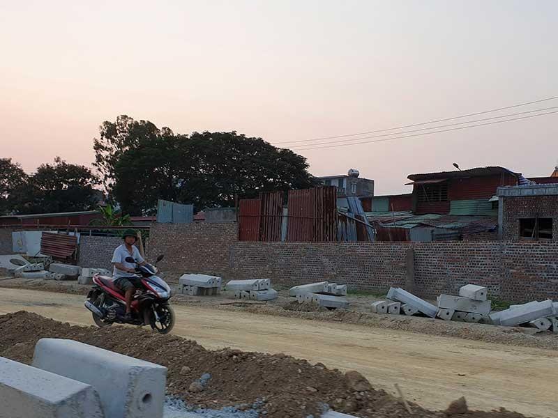 Giang hồ Hải Phòng đi chiếm đất công xây nhà - ảnh 2