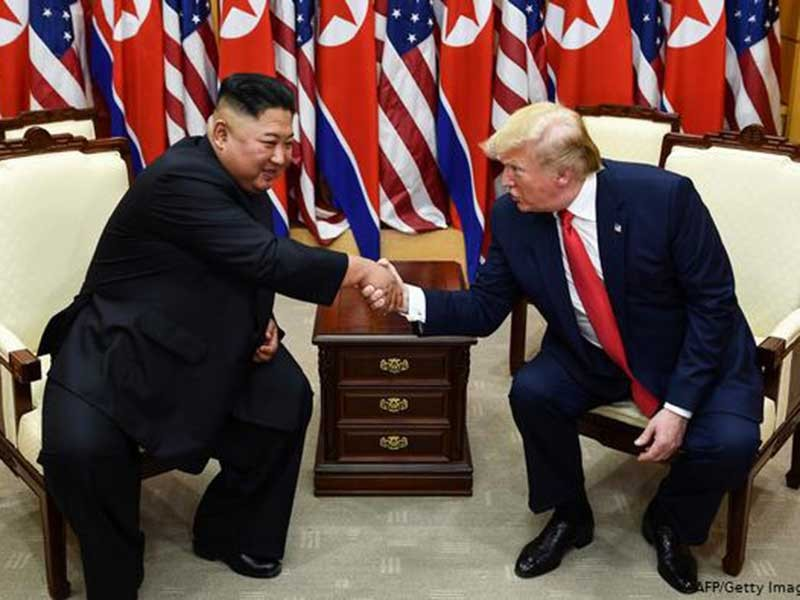 Phi hạt nhân hóa: Từ thâm tình Kim-Trump đến lời đề nghị 'vàng - ảnh 1
