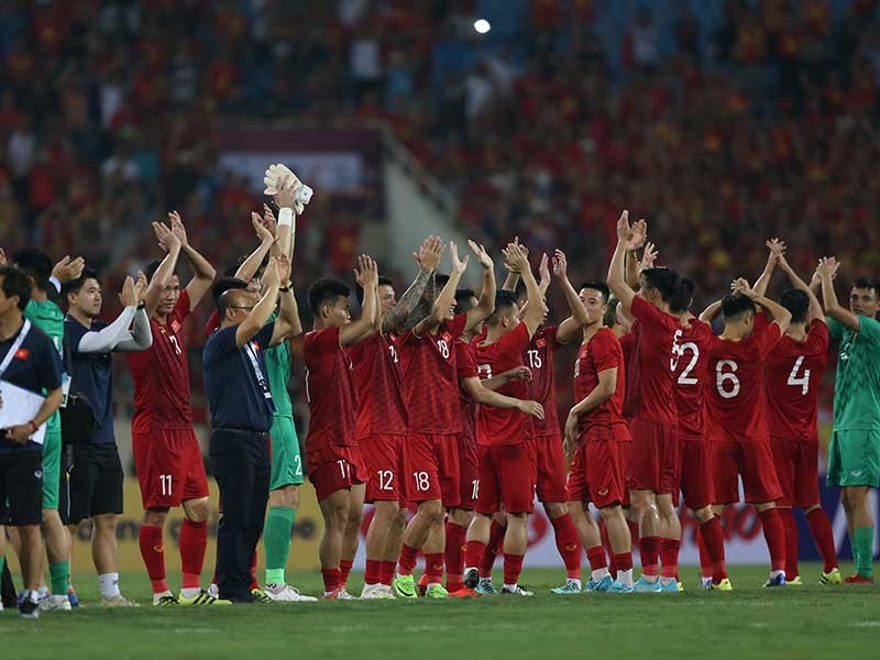 Việt Nam vẫn giữ được tư thế của nhà vô địch - ảnh 1