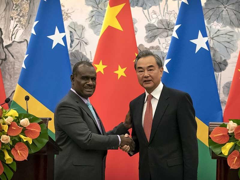 Trung Quốc bí mật thuê đảo ở Thái Bình Dương: Đầy rủi ro! - ảnh 1