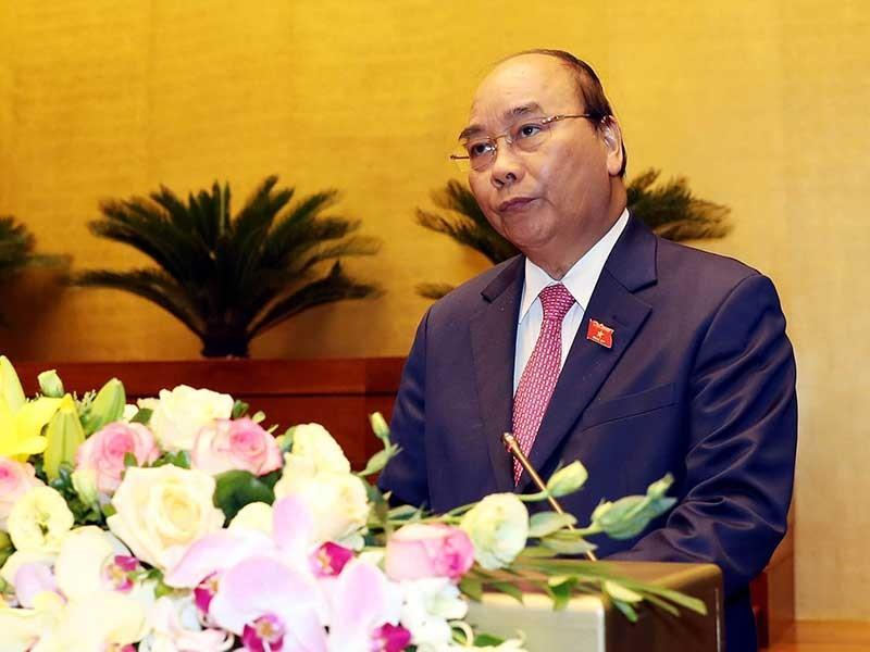 Thủ tướng Nguyễn Xuân Phúc: Không nhân nhượng về chủ quyền - ảnh 1