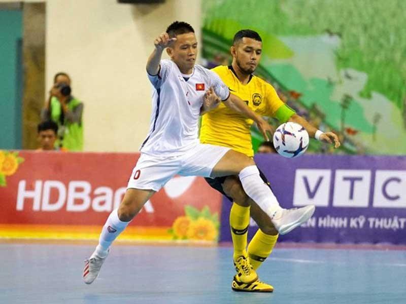 Futsal Việt Nam muốn tránh Thái Lan nhưng không thể - ảnh 1