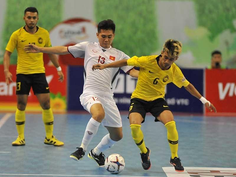 Futsal Việt Nam muốn thắng Thái Lan như thầy trò ông Park - ảnh 1