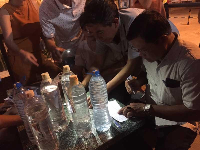 Cách kiểm tra nguồn nước chung cư đang sử dụng - ảnh 1