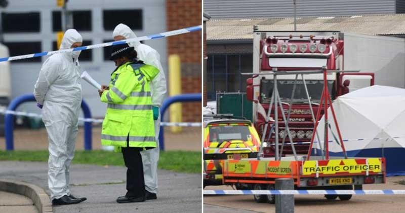 Ba câu hỏi lớn vụ 39 thi thể trong container ở Anh - ảnh 2