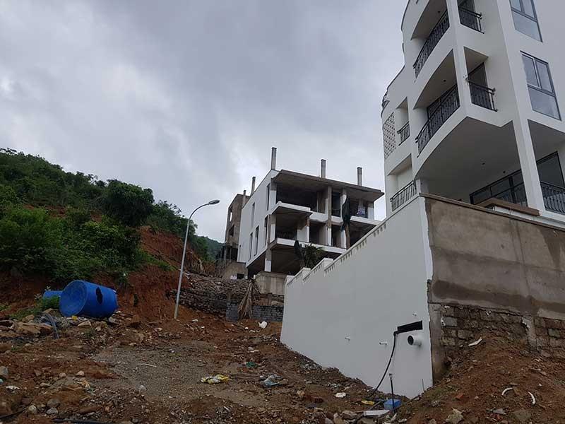 Dự án phá nát núi đồi ở Nha Trang - ảnh 1