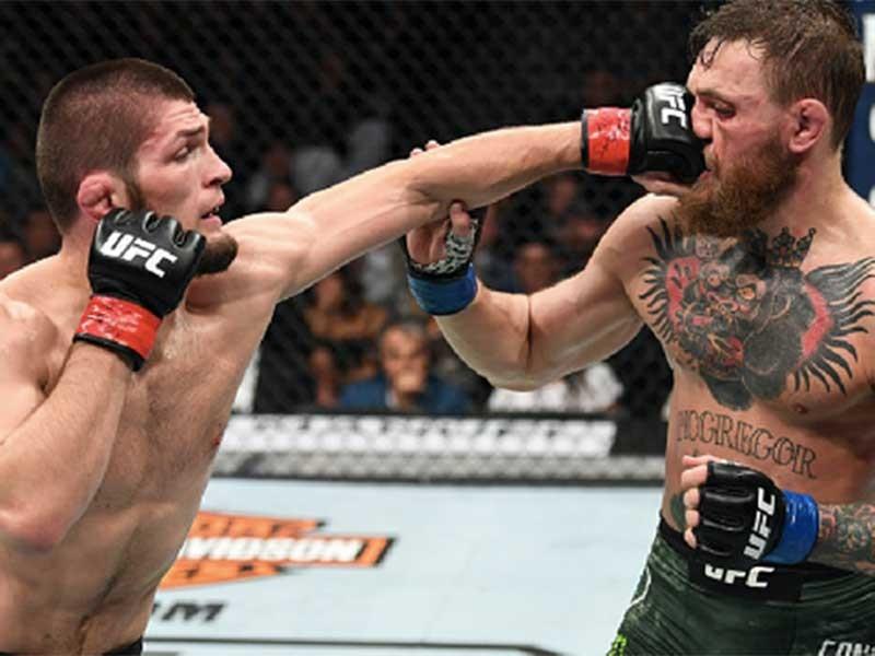 Rắc rối trước trận phục hận của McGregor với Khabib - ảnh 1