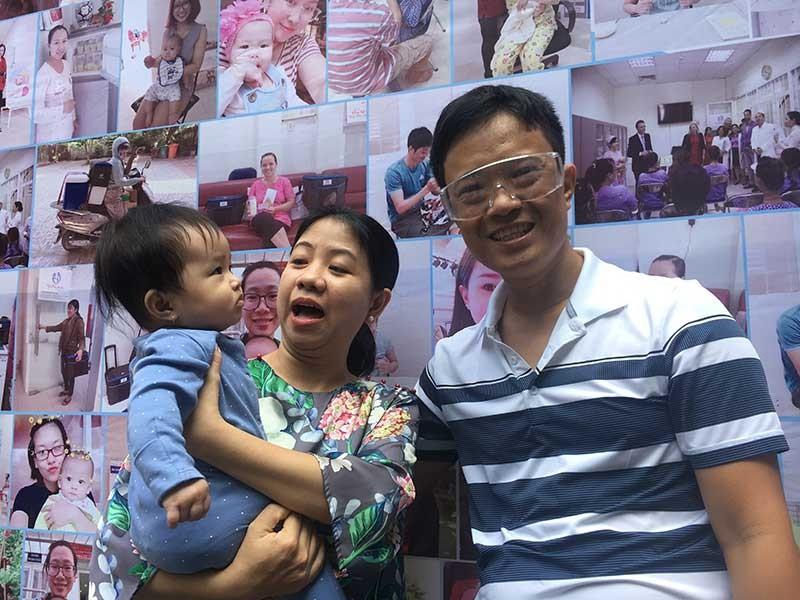 Hạnh phúc của người hiến 172 lít sữa cho ngân hàng sữa mẹ - ảnh 1