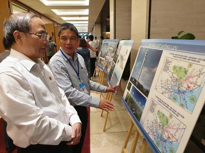 'Chọn mặt gửi vàng' cho dự án sân bay Long Thành - ảnh 1