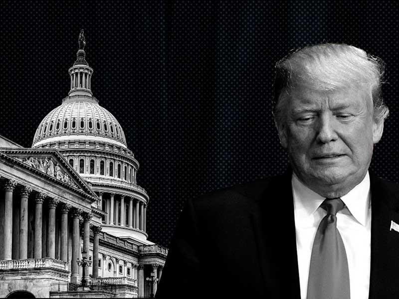 Điều tra luận tội ông Trump: Đảng Dân chủ khép chặt vòng vây - ảnh 1