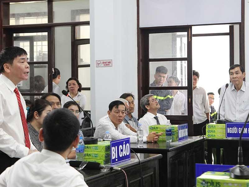 Cơ quan thuế nói gì tại phiên tòa xử Ls Trần Vũ Hải? - ảnh 1