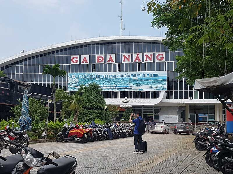 Đà Nẵng muốn đổi đất công lấy ga đường sắt - ảnh 1