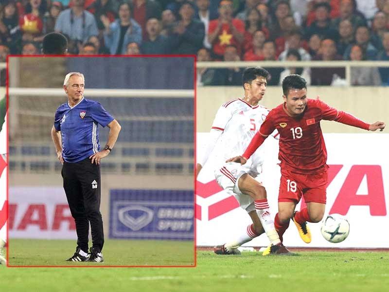 Van Marwijk và UAE bất ngờ với 'phương Đông bí ẩn' - ảnh 1