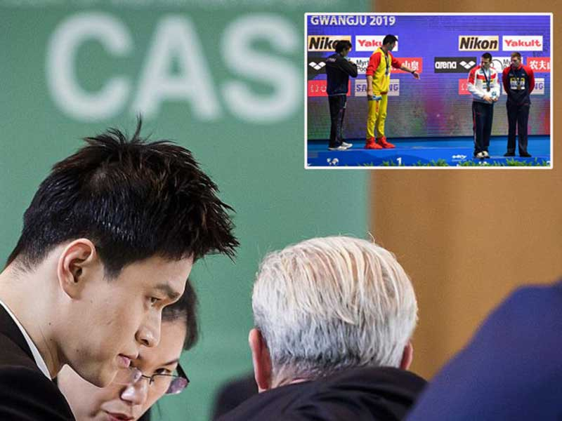 Phiên tòa xử kình ngư Trung Quốc doping rất kỳ lạ - ảnh 1