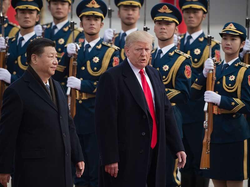 Thương chiến Mỹ-Trung sẽ định hình trật tự toàn cầu mới? - ảnh 1