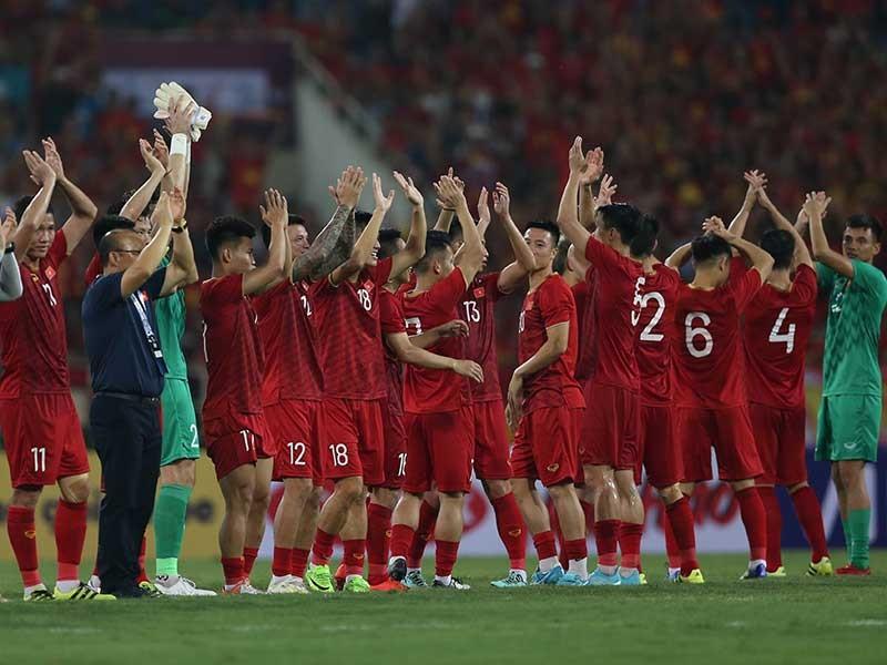 U-22 Việt Nam với hơn nửa đội tuyển quốc gia 'săn vàng' - ảnh 1