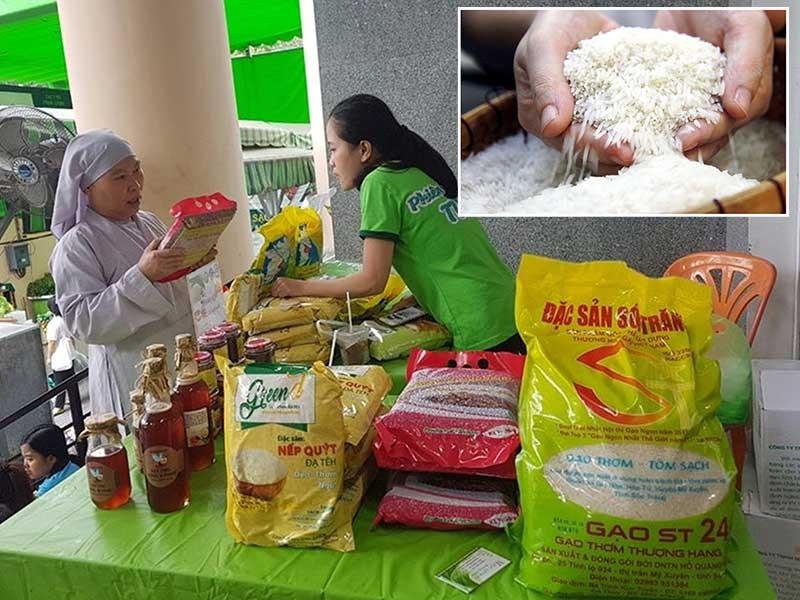 Gạo Việt đặc biệt ngon nhưng rẻ nhất thế giới - ảnh 1