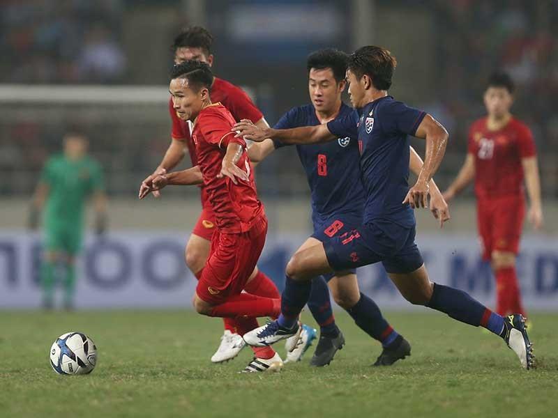 Bóng đá Thái Lan phải e ngại Việt Nam ở SEA Games - ảnh 1