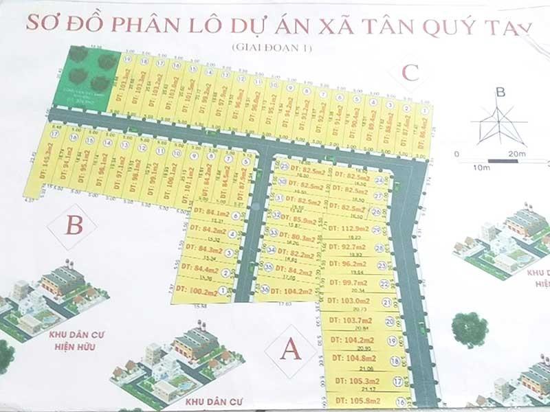 Vạch trần chiêu lừa mua đất 'ma' của Hoàng Kim Land - ảnh 1