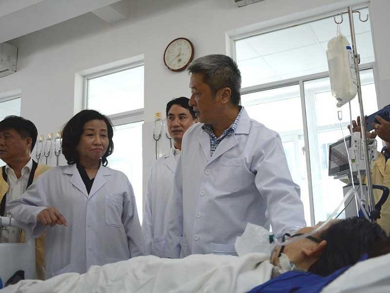 Chủ tịch Hội Gây mê hồi sức lo ngại thuốc Bupicavaine Ba Lan - ảnh 1