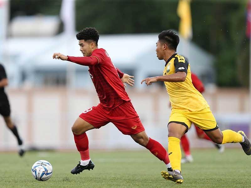Việt Nam - Brunei (6-0): Thắng dễ hơn đá tập! - ảnh 1