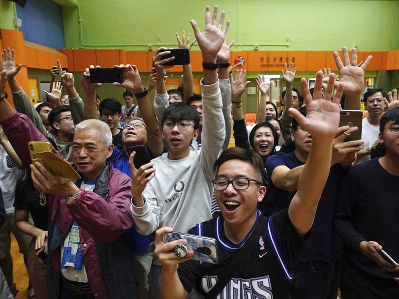 Ông Tập sẽ rạch ròi thương chiến với vấn đề Hong Kong? - ảnh 1