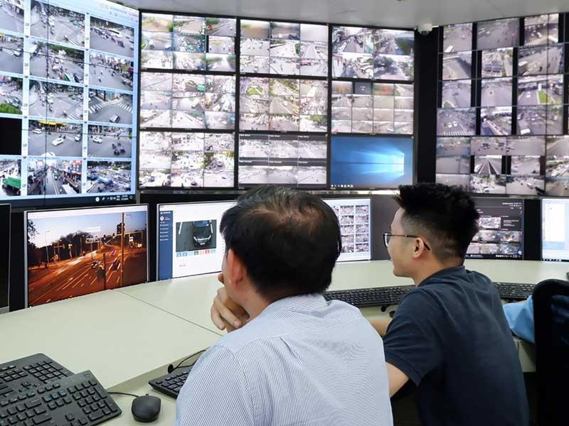 TP.HCM sẽ có camera thông minh giám sát giao thông - ảnh 1
