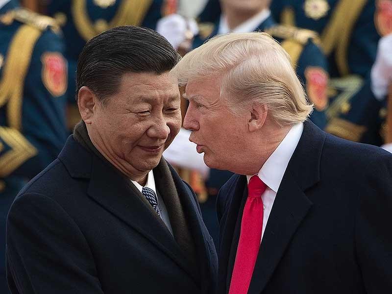 Trung Quốc muốn ông Trump tái đắc cử - ảnh 1