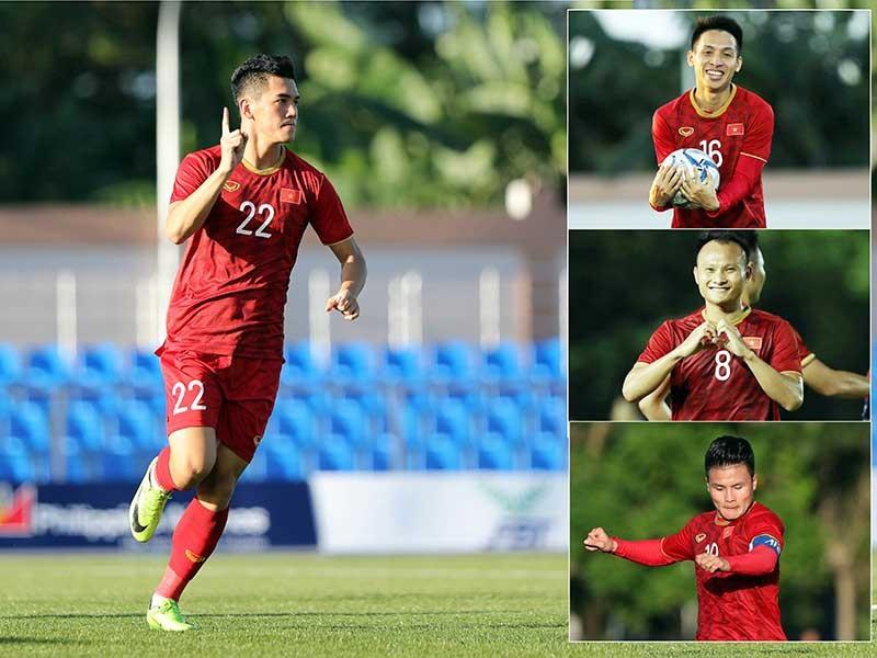 Việt Nam - Lào (6-1): Lỗ rò trong trận đại thắng - ảnh 1