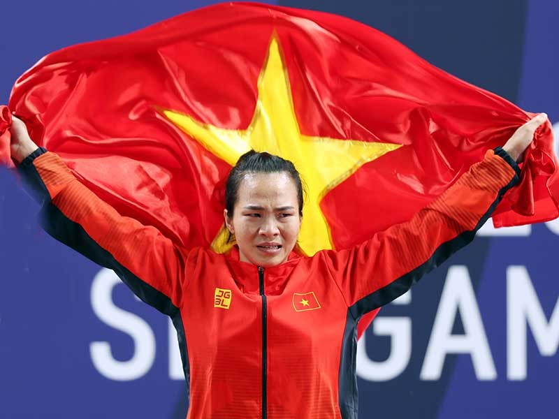 Phát súng lệnh cho ngày đầu 10 HCV của thể thao Việt Nam - ảnh 2