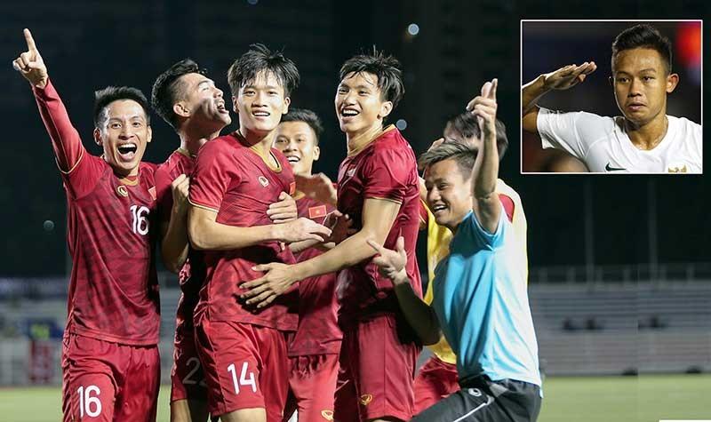 Chiến thắng nghẹt thở của U-22 Việt Nam trước Indonesia - ảnh 1