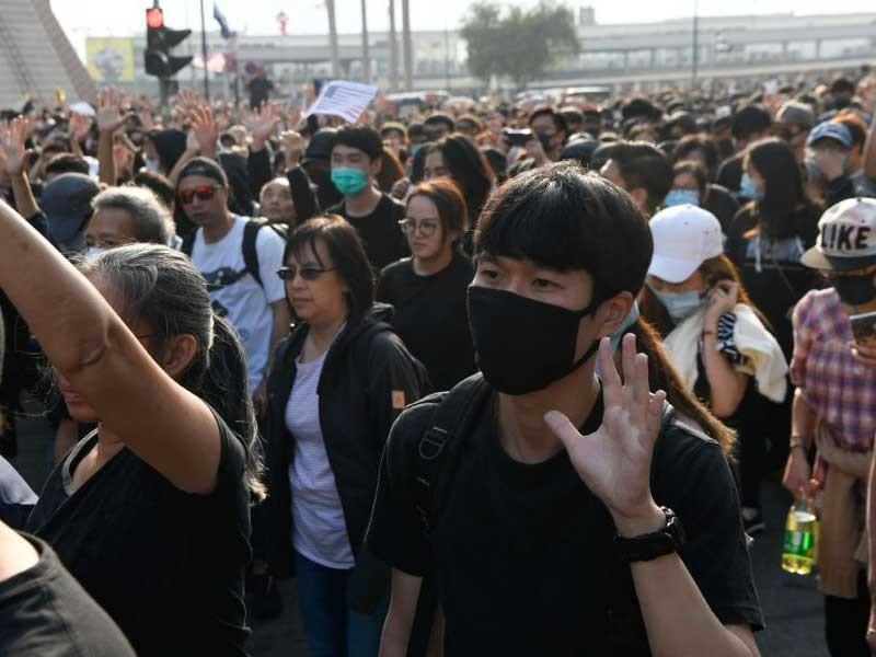 Hong Kong: Lo ngại từ biểu tình bạo lực kéo dài - ảnh 1