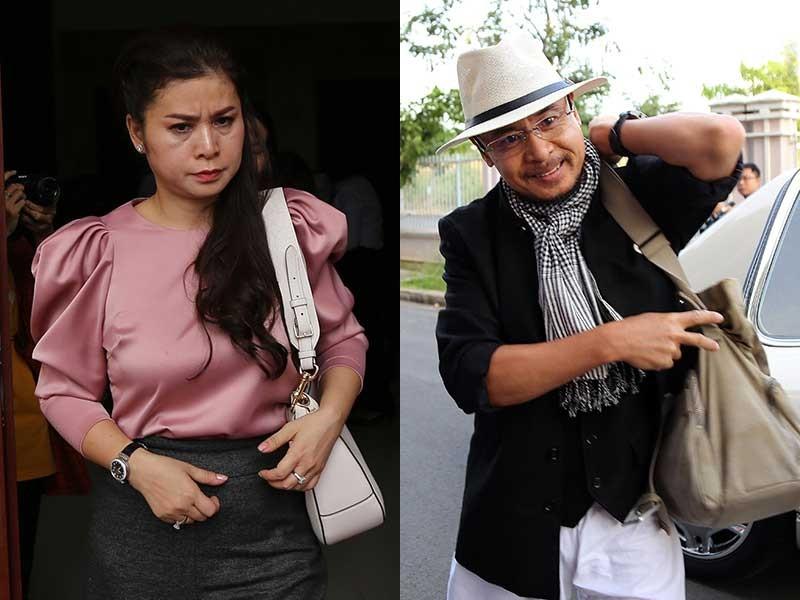 Vụ Trung Nguyên: Người đâm đơn ly hôn nói muốn hàn gắn - ảnh 1