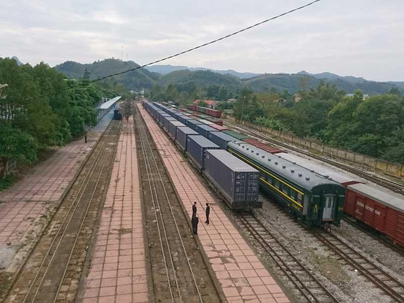 VNR đề xuất sáp nhập 2 công ty đường sắt - ảnh 1