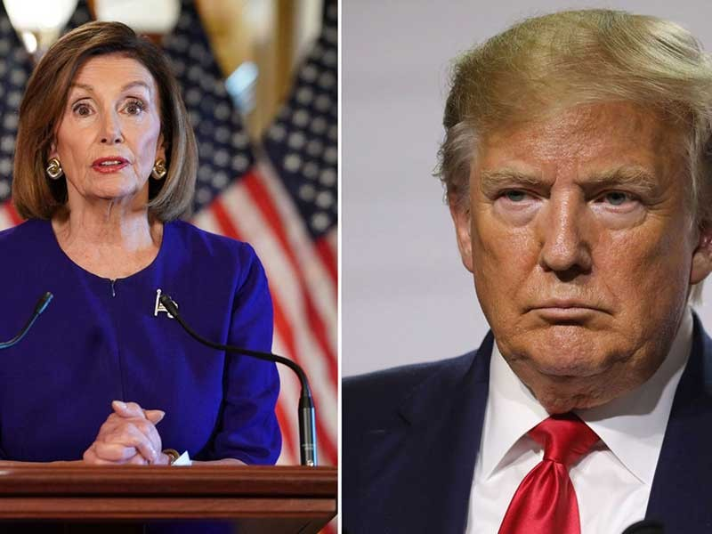 Đảng Dân chủ tung đòn hiểm, ông Trump chật vật - ảnh 1