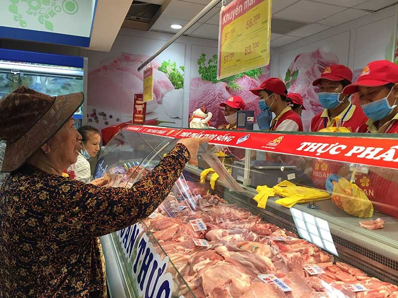 Giảm thuế nhập thịt heo, gà Mỹ: Kẻ cười, người mếu - ảnh 1