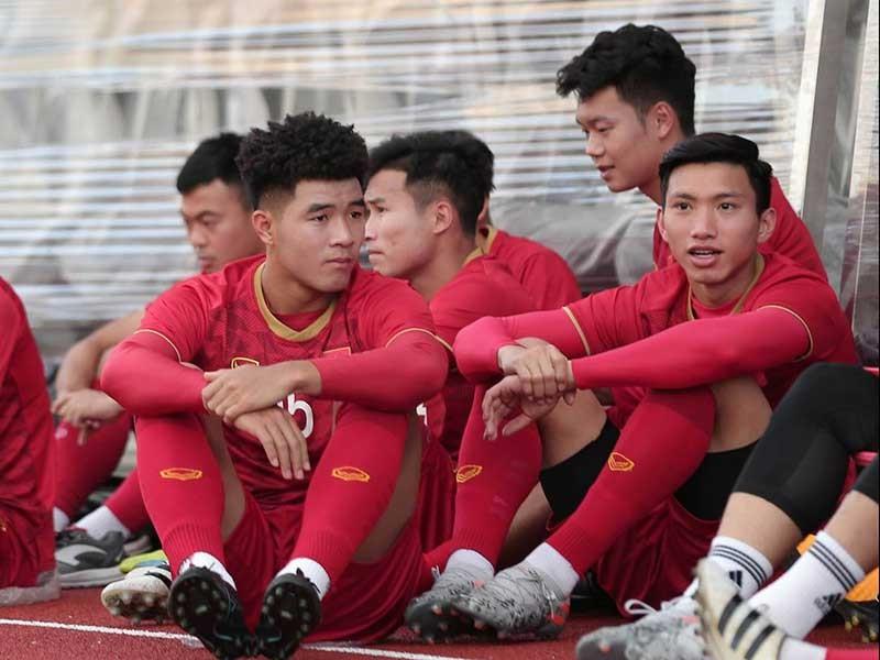 Xong SEA Games 30, U-22 Việt Nam lại đi Hàn Quốc tập huấn - ảnh 1