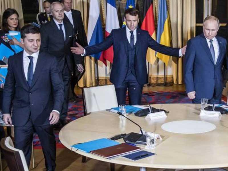 'Ánh sáng cuối đường hầm' cho nội chiến Ukraine - ảnh 1