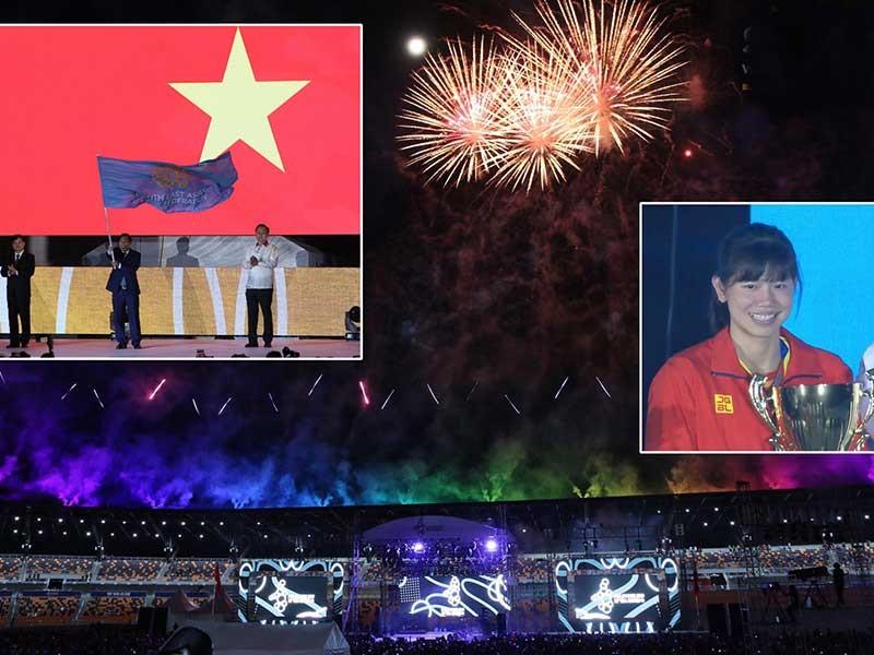 Hẹn SEA Games 31 tại Việt Nam - ảnh 1