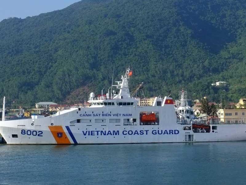 Tàu cảnh sát biển khẳng định khả năng làm chủ vũ khí của VN - ảnh 1