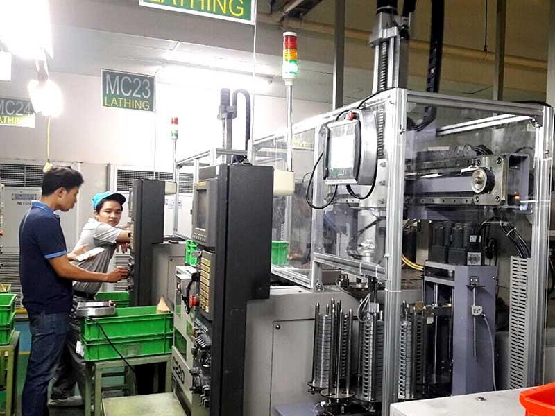 Doanh nhân Việt bán robot cho công ty Nhật Bản - ảnh 2