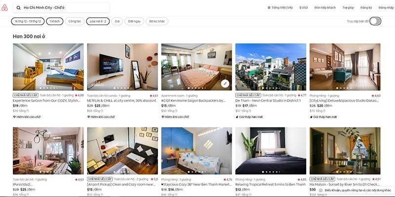 Mô hình kinh doanh căn hộ chia sẻ Airbnb: Lạ và lời - ảnh 2