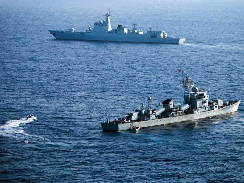 Chặn đứng tham vọng của Trung Quốc ở biển Đông - ảnh 1