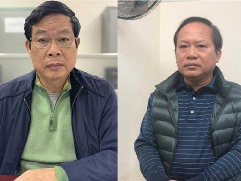 Hôm nay xử 2 bị cáo Nguyễn Bắc Son, Trương Minh Tuấn - ảnh 1