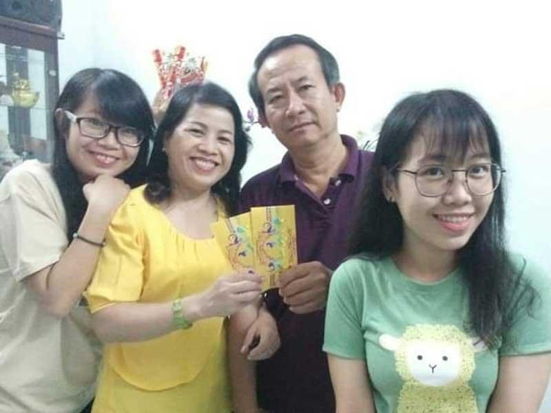 Con gái một bề, cha mẹ vui hơn lượm được vàng - ảnh 1