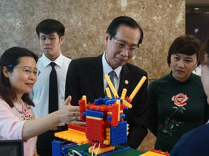 TP.HCM đẩy mạnh phát triển giáo dục thông minh - ảnh 1