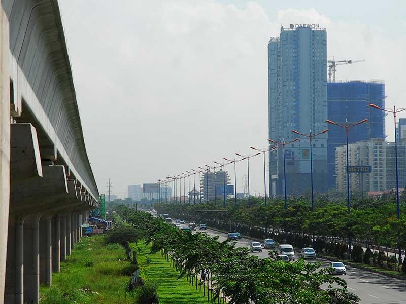 TP.HCM sẽ khai thác quỹ đất công quanh nhà ga metro - ảnh 1