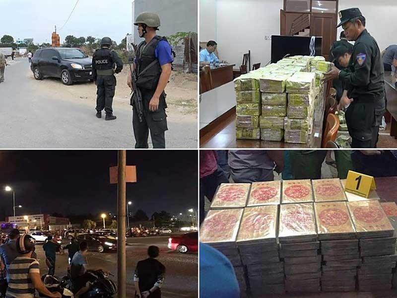 Bộ Công an tấn công tội phạm ma túy dịp tết - ảnh 2