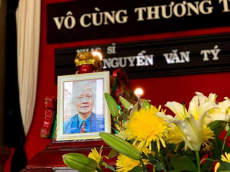 Ước nguyện cuối đời của nhạc sĩ Nguyễn Văn Tý - ảnh 1